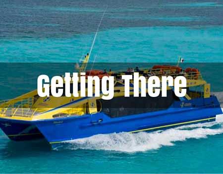 Isla Mujeres Transportation