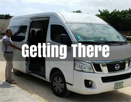 Cancun Airport to Puerto Aventuras Transportation