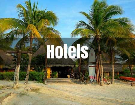 Holbox Hotels
