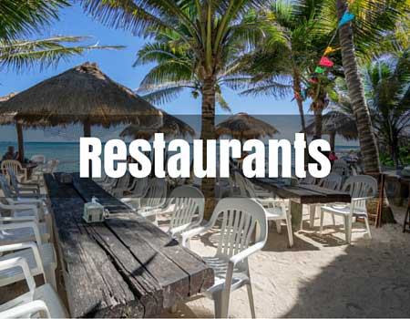 Uxmal Restaurants