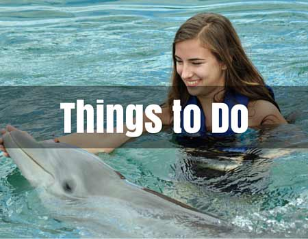 Things-to-Do Puerto Aventuras