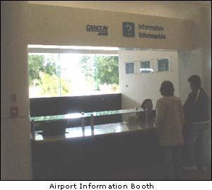 Cancun Airport Information