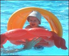 Mayan Riviera Baby Pool