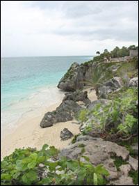 Mayan Riviera Tulum Beach