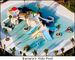 Mayan Riviera Maya Kids Pool