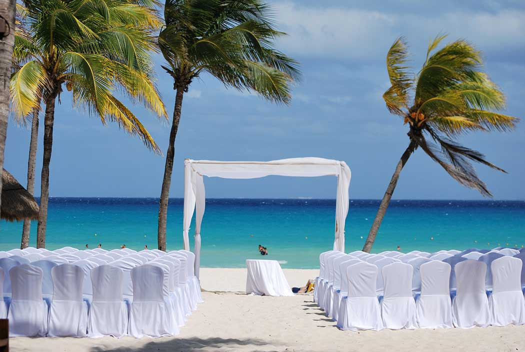 Beach Wedding Playa del Carmen