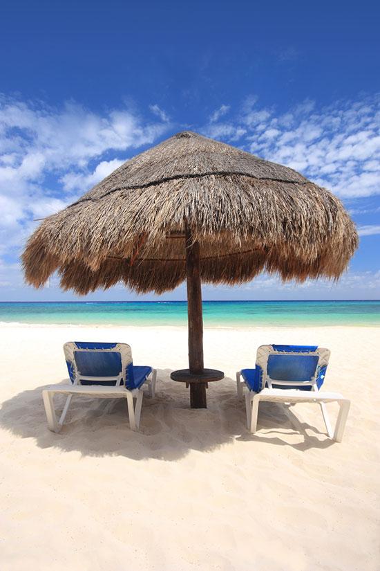 Costa Maya Beaches
