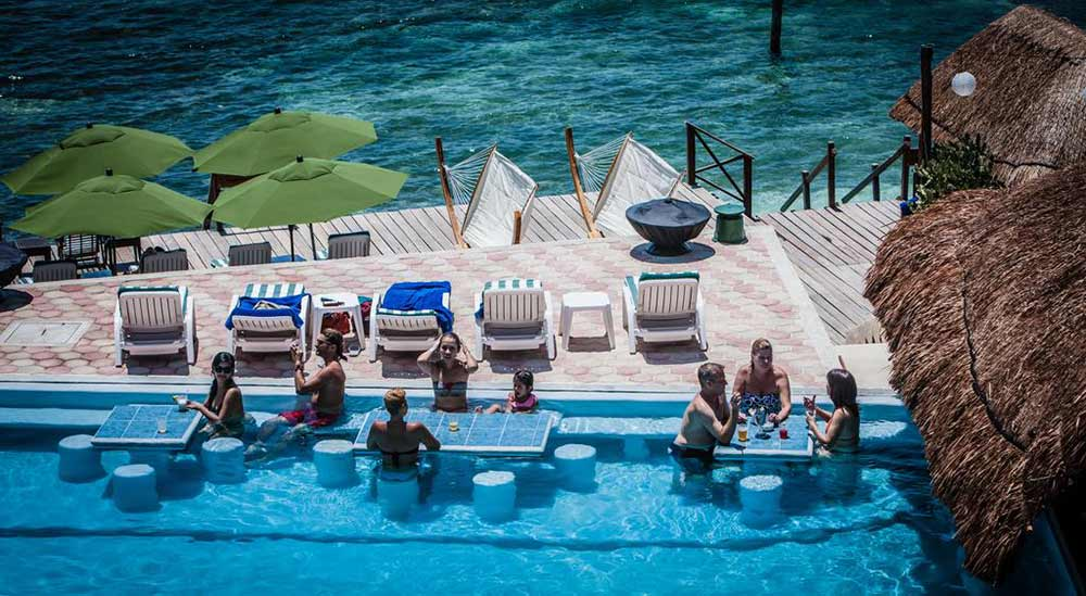 Isla mujeres hotels cheap large selection easy to cancel for Casa de los suenos