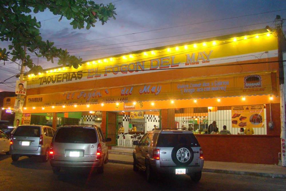 El Fogon Cancun top restaurant