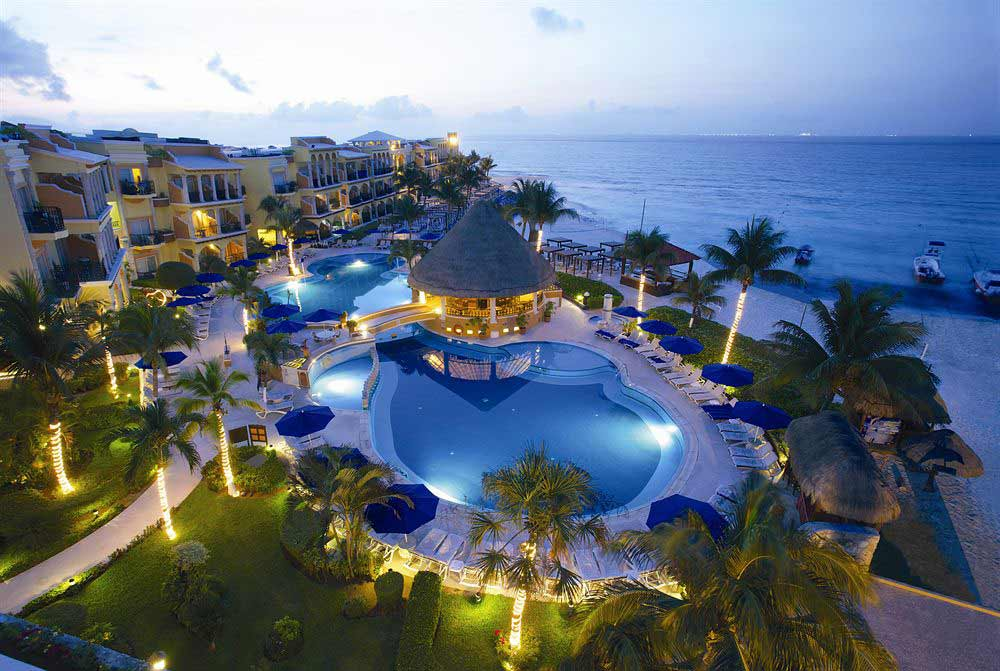 Playa Del Carmen All Inclusive Resorts For Adults Amp Family
