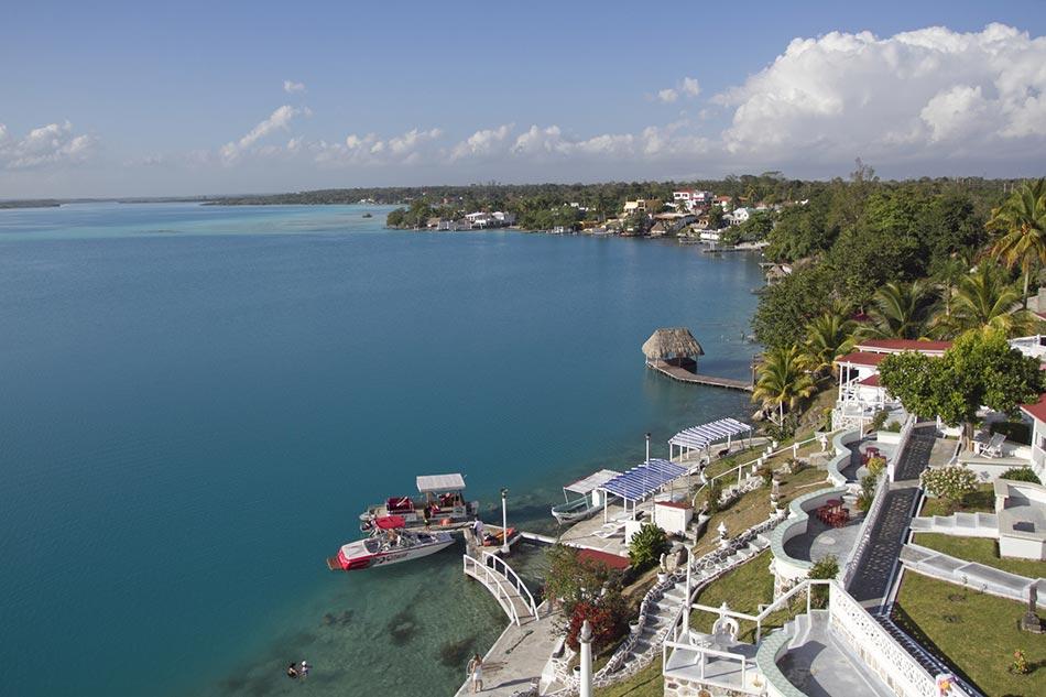 Bacalar, Bacalar, Mexico - Laguna de bacalar...the best ... |Lake Bacalar Mexico