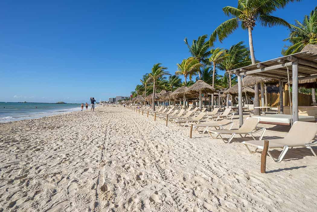Mamitas Beach Club Playa del Carmen