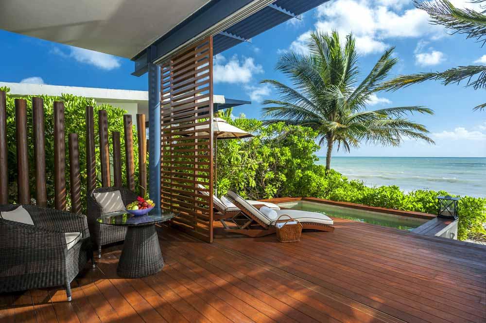 Mayakoba Rosewood Resort Riviera Maya