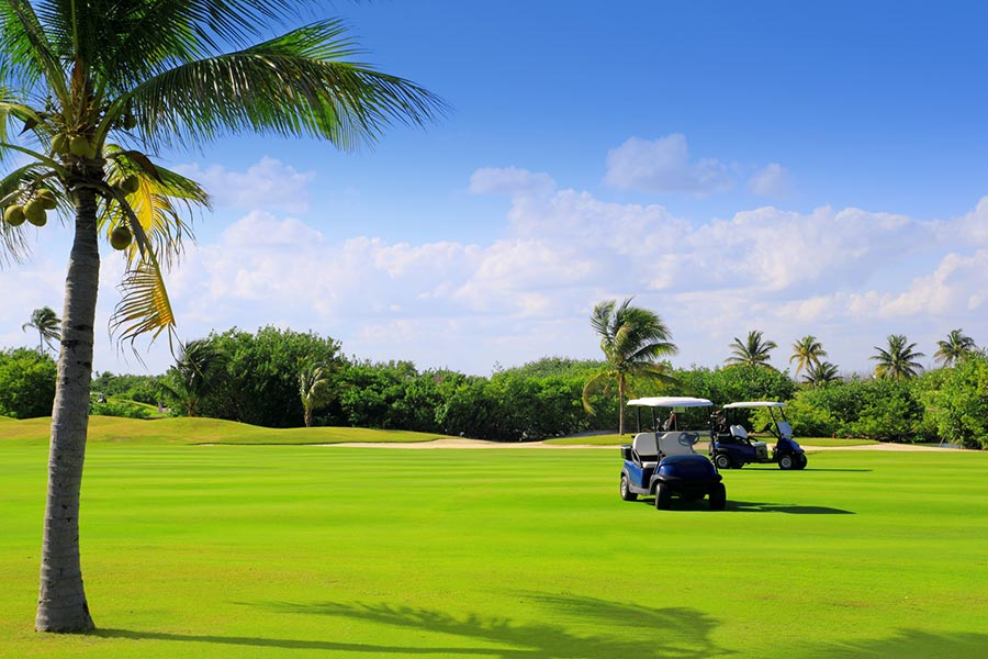 Cancun Golf Vacation - Travel Yucatan on