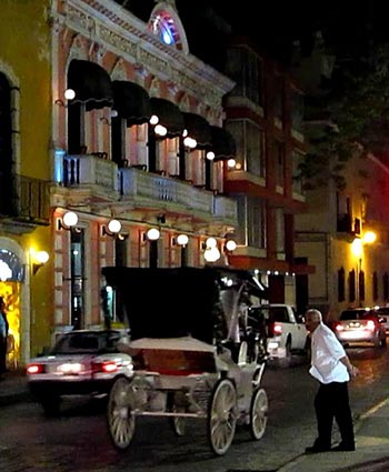 Merida Nightlife