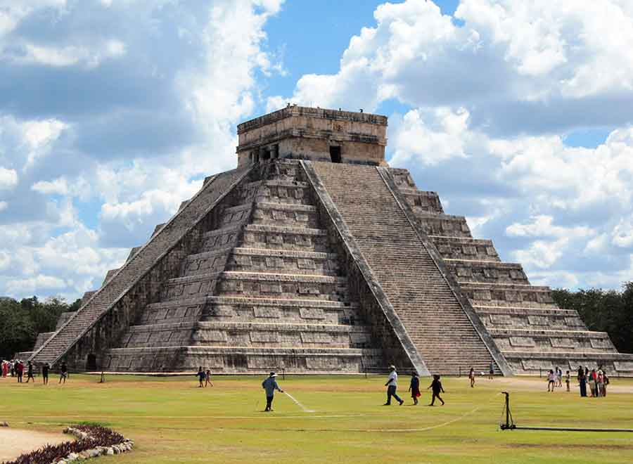 Temple of Kukulkan, Chichén Itzá