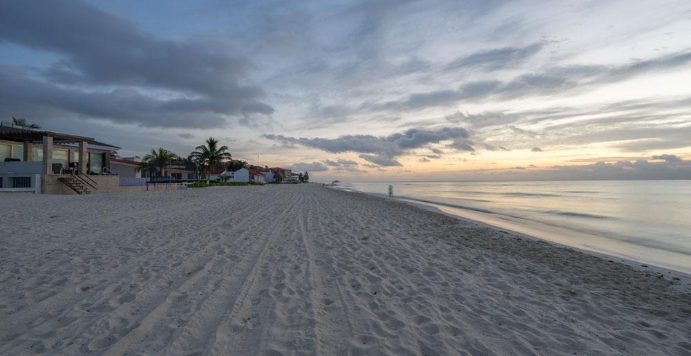 Playa-del-Carmen-Phase-I-Beach-Sunrise
