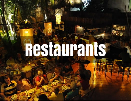 Merida Restaurants