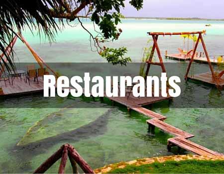 Restaurants in Bacalar