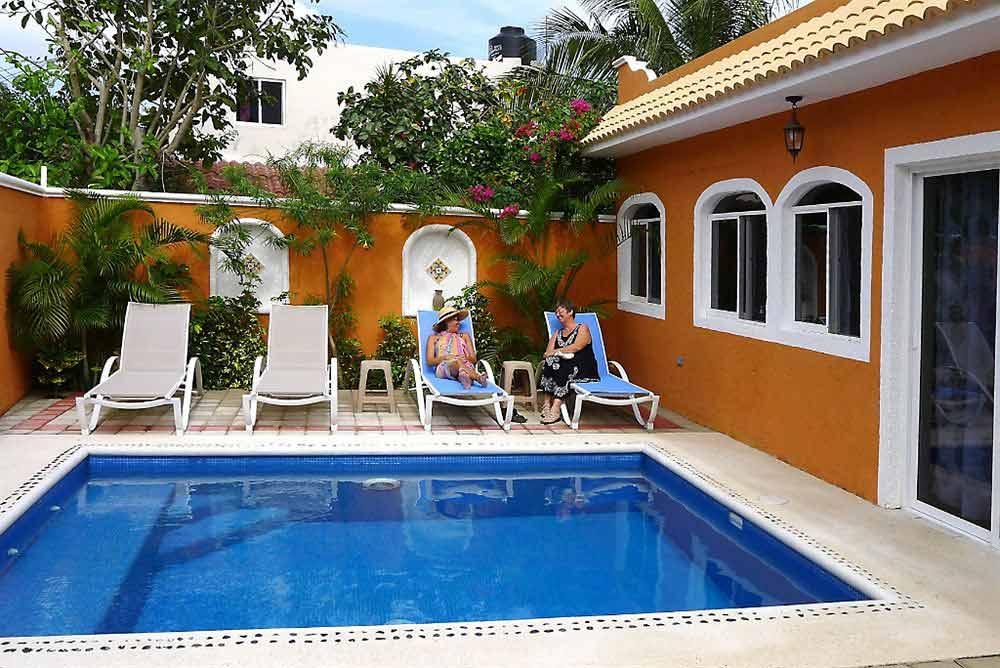 Rhighetto Vacation Rentals Puerto Morelos