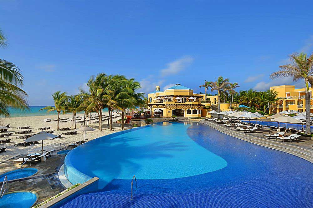 Playa del carmen all inclusive resorts for adults family for Villas las perlas playa del carmen