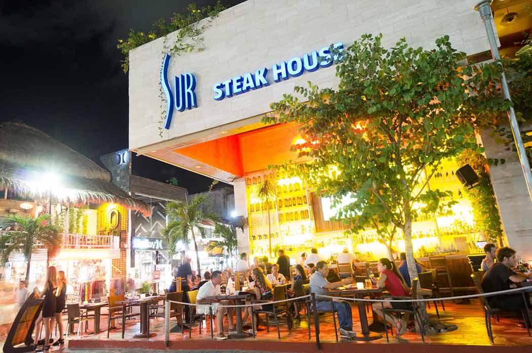 Steakhouse Restaurants Sur Playa Del Carmen