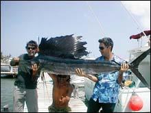 Cancun Mexico Fishing
