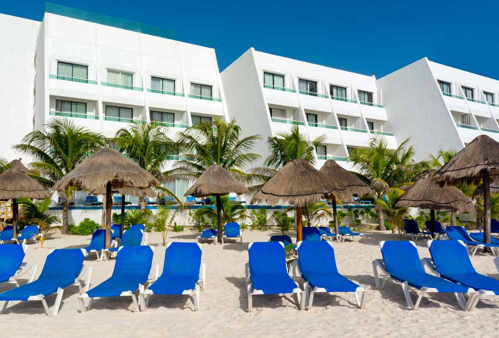 Flamingo Cancun Resort top moderate hotel