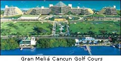 Golf Club Moon Palace Cancun