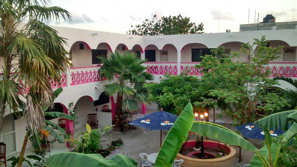 Holbox Hotel - budget