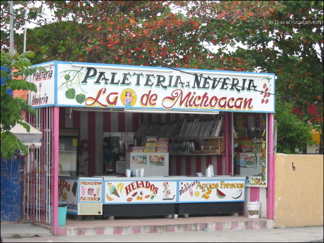 Isla Mujeres Food Stores