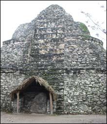 Mayan Riviera Ruins Coba
