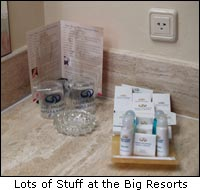 mexican resort amenities