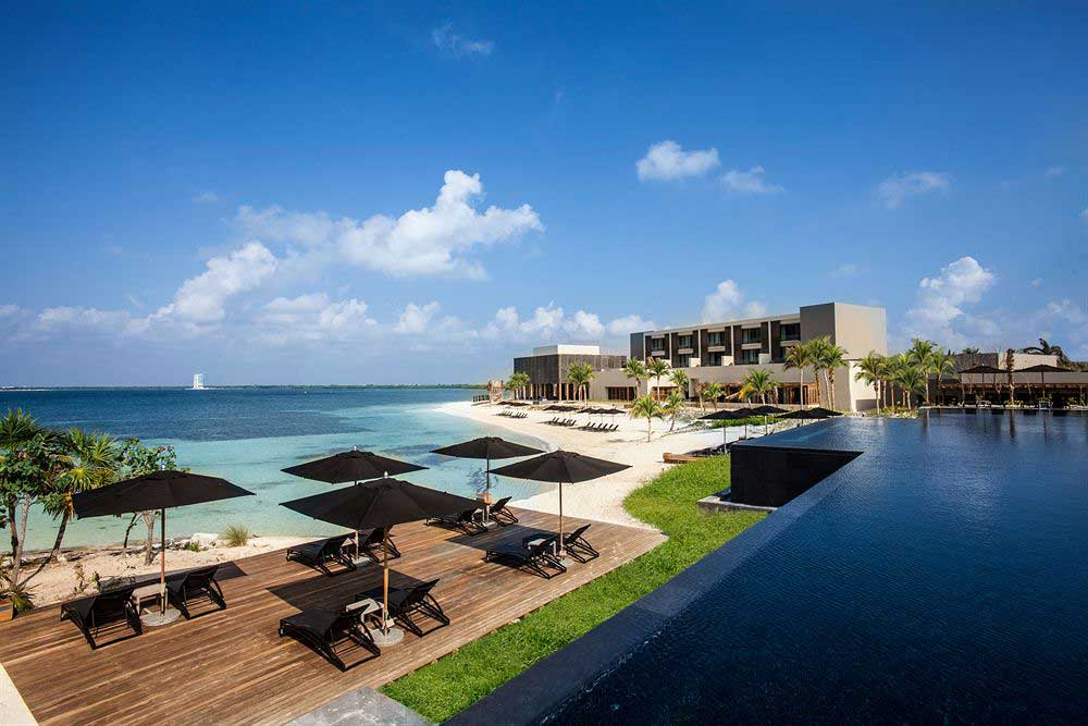 Nizuc Resort and Spa Cancun top luxury hotel