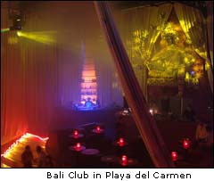 Playa del Carmen Nightlife Clubs Discos