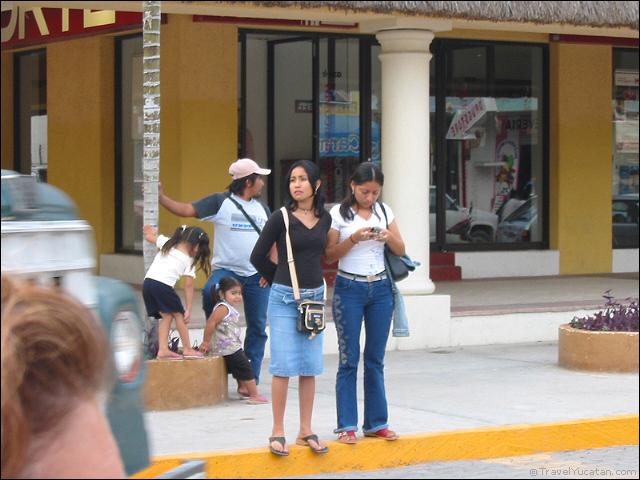 Playa Del Carmen People Pictures Travel Yucatan