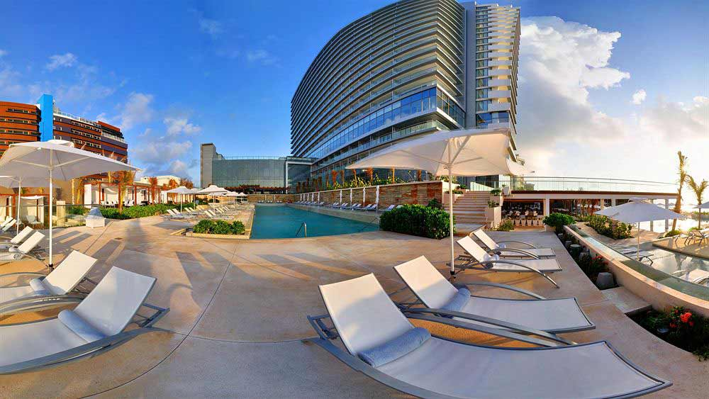 Secrets Vine Cancun top all-inclusive hotel