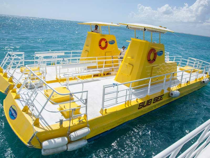Sub See Submarine Cancun