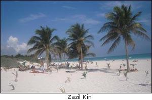 Zazil Kin Tulum Mexico