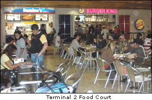 Cancun Airport Restaurants