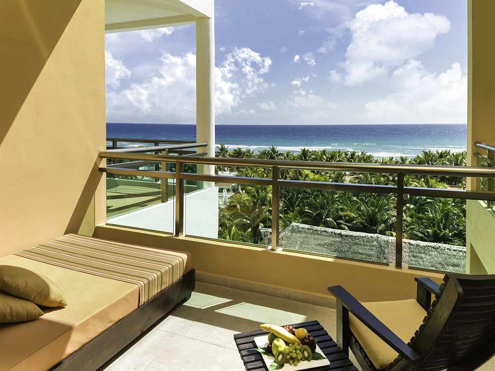 El Dorado Seaside Suites Balcony View