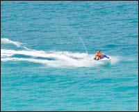 Cancun Sea-do