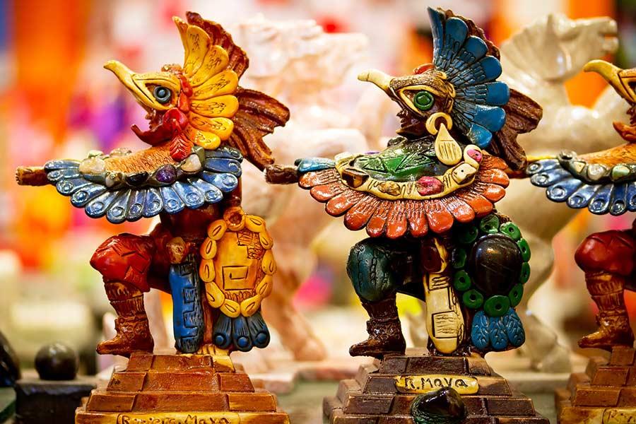 Mayan-Figures