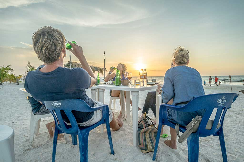 Isla Holbox Restaurants