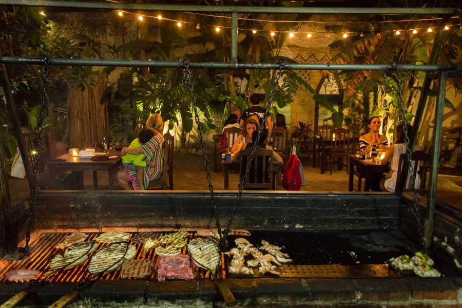 Viva Zapata Holbox Restaurant