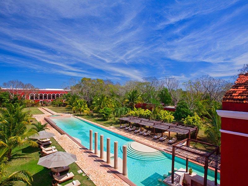 The Haciendas of the Yucatan- History and Renaissance