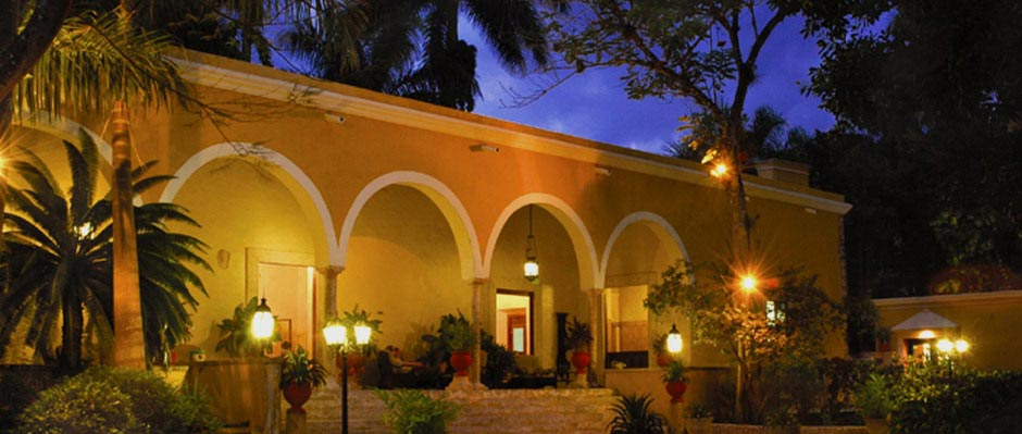 Top 3 restaurants near chichen itza travel yucatan for Boutique hotel yucatan