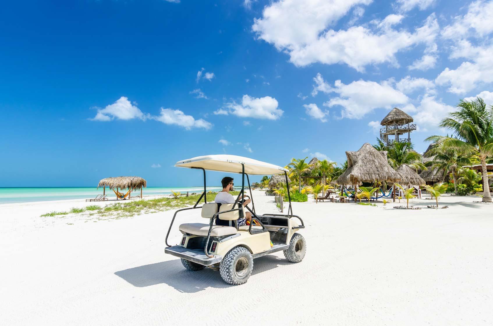 Isla Holbox Island Mexico