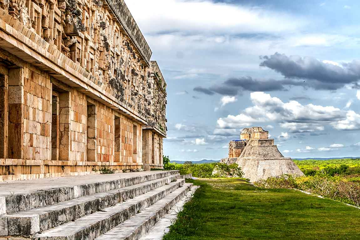 Mayan Ruins of the Yucatan