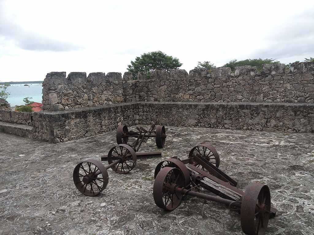 El Fuerte Bacalar Mexico